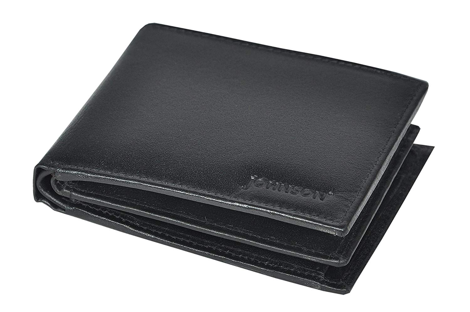 Johnson VT Leather Men's Wallet (Pack Of 1)