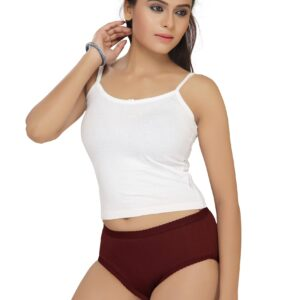 Anand SATIN Multicolors Panties (Colors May Vary) (Pack Of 5)