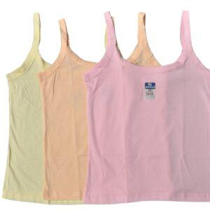 Johnson Classic Multicolor Fashion Camisole Women's (Pack Of 3)