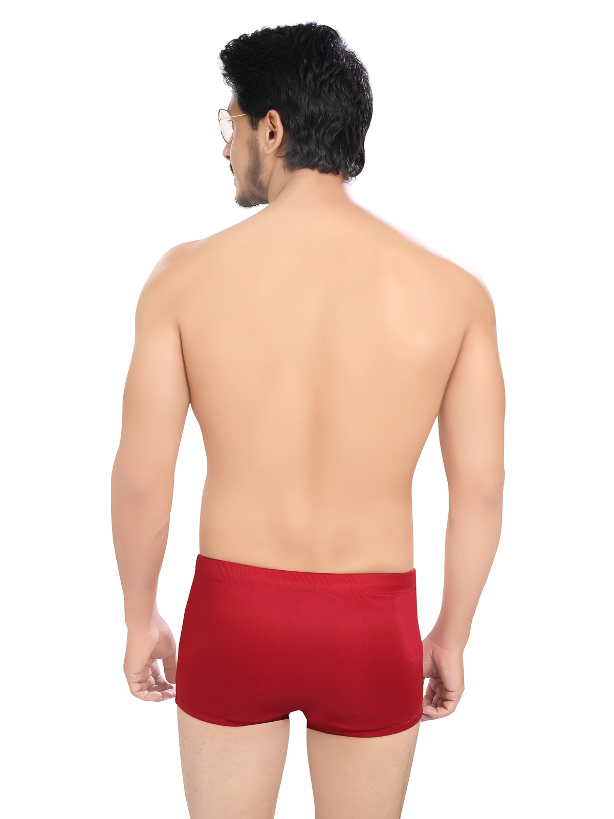 Enkay Champion Men's Solid Swimsuit (Pack Of 1)