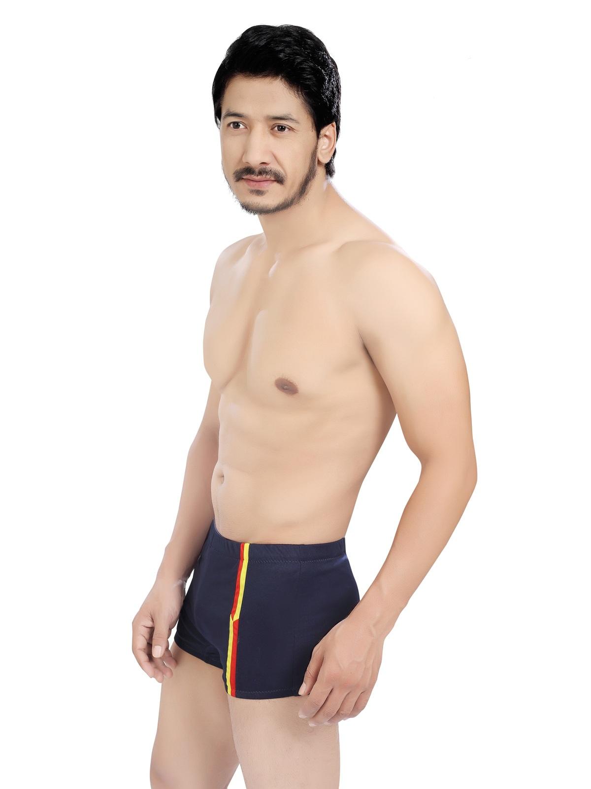 Enkay Champion Men's Solid Swimsuit (Pack Of 1)