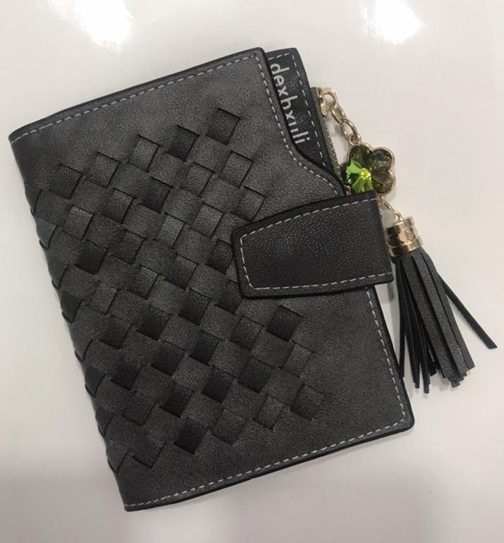 Dexbxli Multicolor Women's Wallet With Sim Card Slot..... (Pack Of 1)